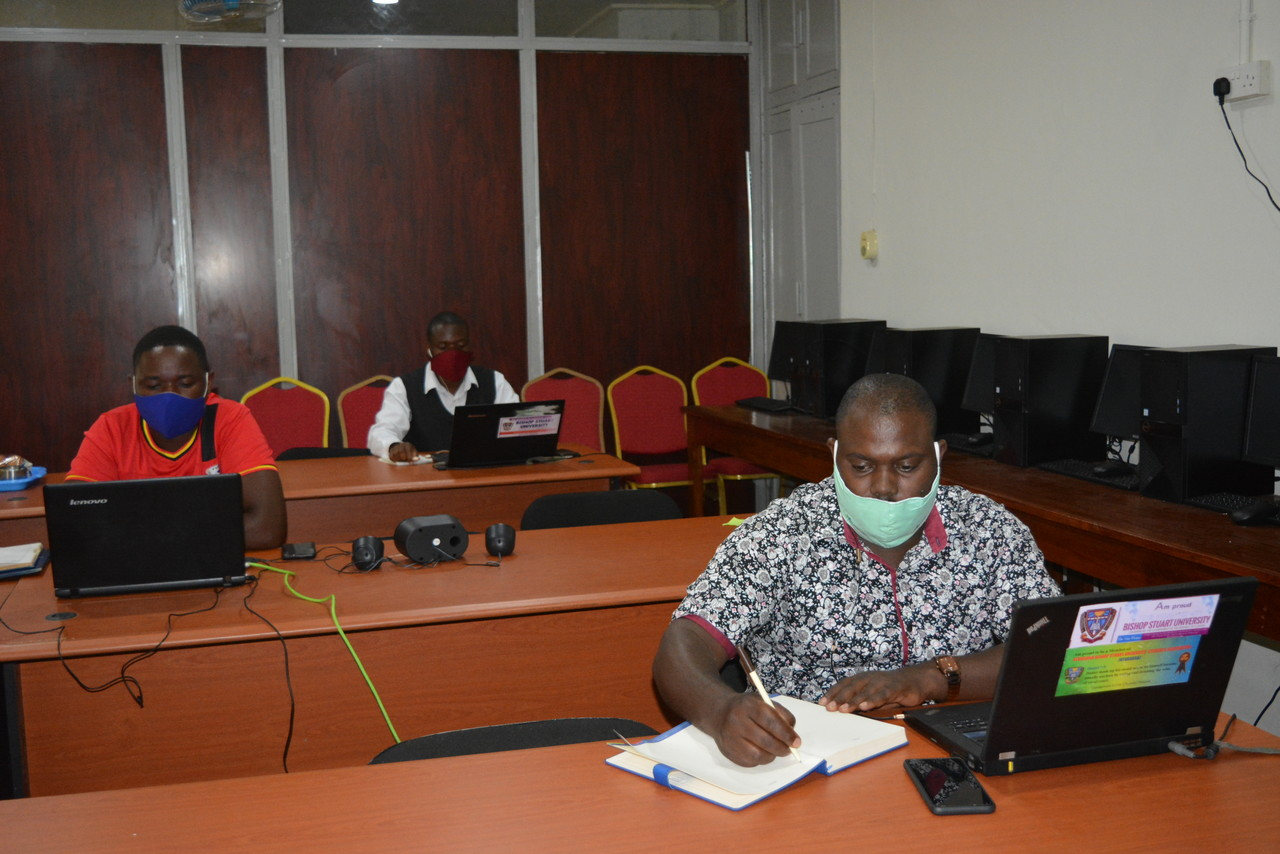 The Training of Trainers' (TOT) workshop for the Entrepreneurship in Agribusiness course