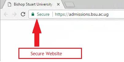Secure Website URL