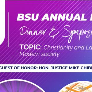BSU Law Dinner