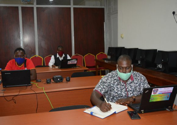 Training of Trainers' (TOT) workshop for the Entrepreneurship in Agribusiness course