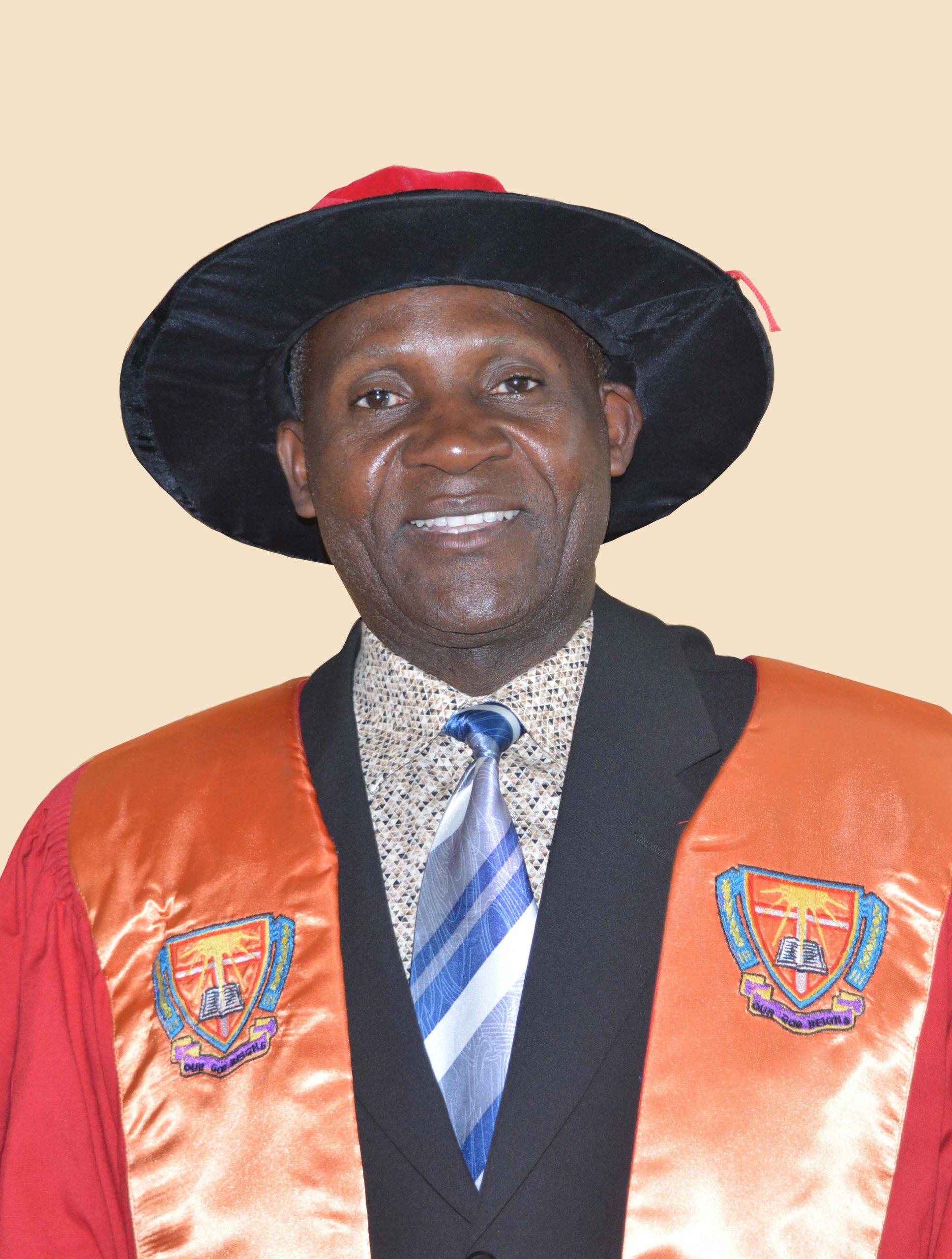 Assoc. Prof. Atukunda Gershom (PhD)- Director, Graduate Studies, Research and Innovations