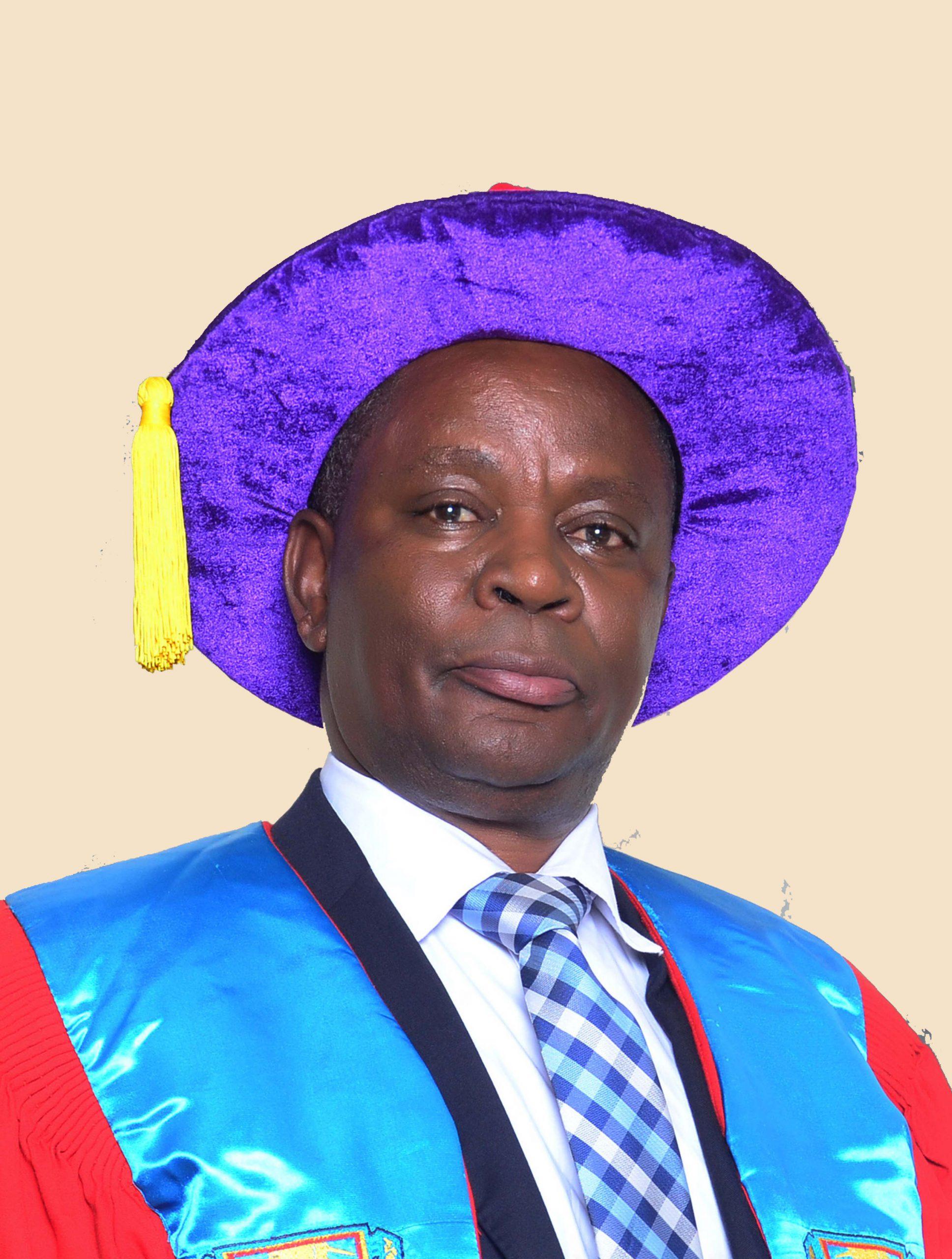 Assoc. Prof. Charles Tushabomwe Kazooba