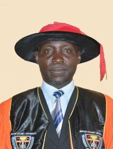 Dr. Enock Barigye (PhD)