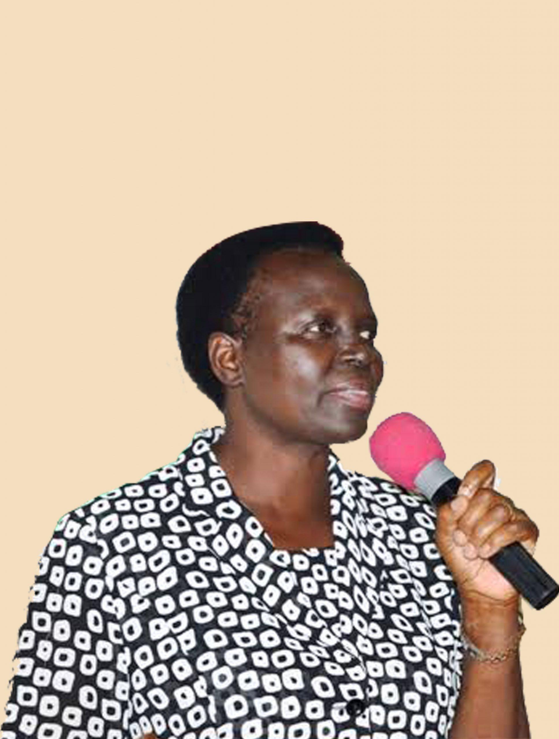 Dr. Kedrace Turyagyenda