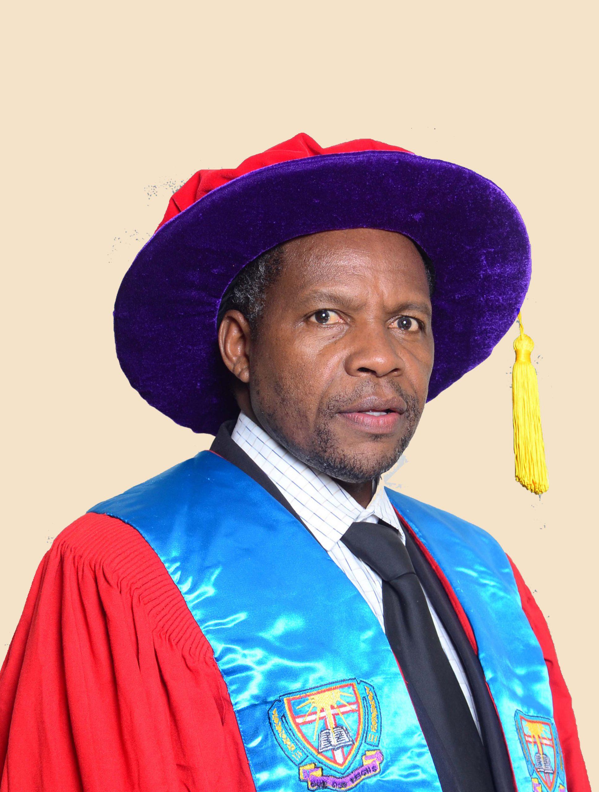 Mr. Aruho Abdon Rutega