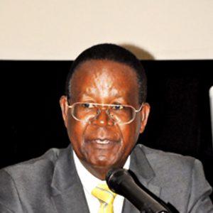 Prof. Kamuntu Ephraim
