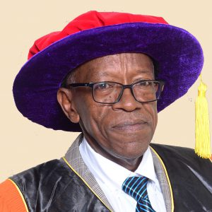 Prof. Kenneth Kagame