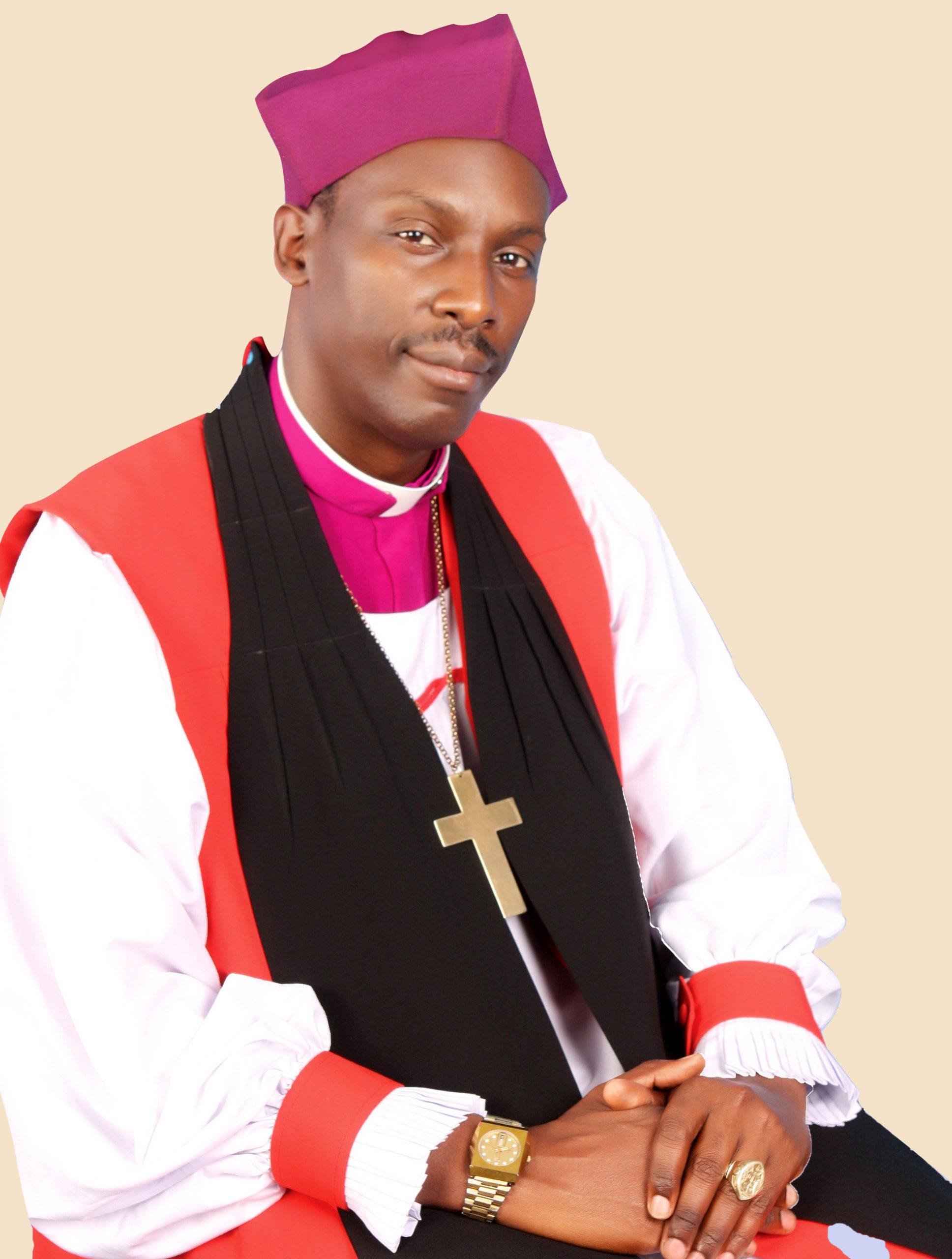 Rt. Rev. Dr. Fred Sheldon Mwesigwa (PhD)