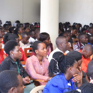 Freshers have today marked the Fifth day of their orientation