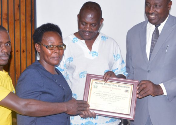 MBADIFA recognises BSU for enabling them emerge overall winners