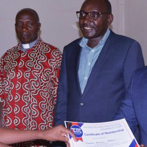 Insurance Club Launched at Bishop Stuart University