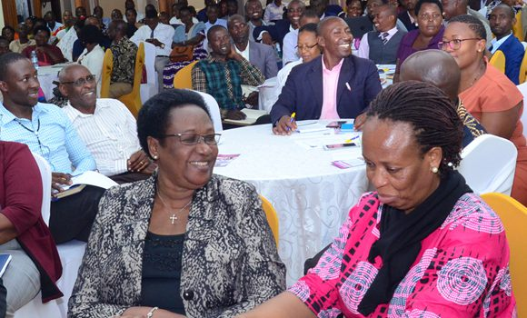 Bishop Stuart University Holds Public Lecture at Lakeview Hotel