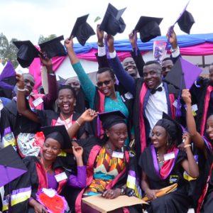 Bishop Stuart University Marks its 15th Graduation