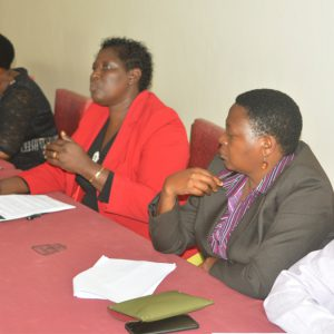 Vice-Chancellor meets press on BSU's victorious report on the 15th RUFORUM exhibitions held in Ghana