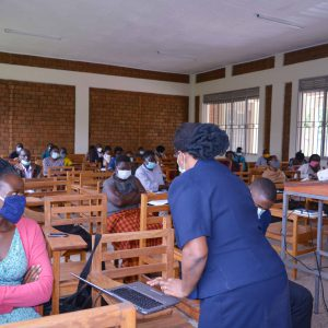 Faculty of Nursing and Health Sciences Covid-19 SOPs mandatory training