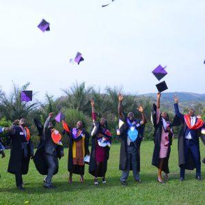 Graduands at BSU 16th graduation ceremony (virtual) -26th March 2021