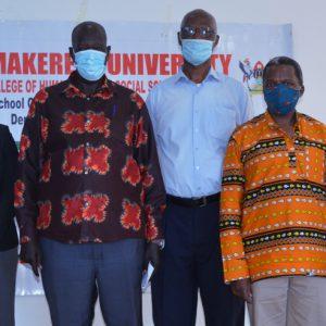 Bishop Stuart University participates in Kiswahili research dissemination workshop