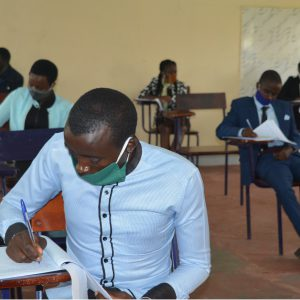 First Batch: LLB applicants who passed Pre-entry examination Academic Year 2020/21