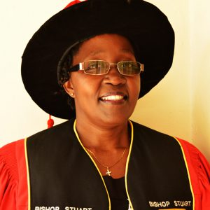 Ms. Annette N Kyamugambi - Ag. University Librarian