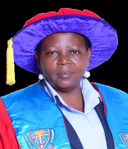 Ms. Asiimwe Annah Tibazindwa - University Secretary