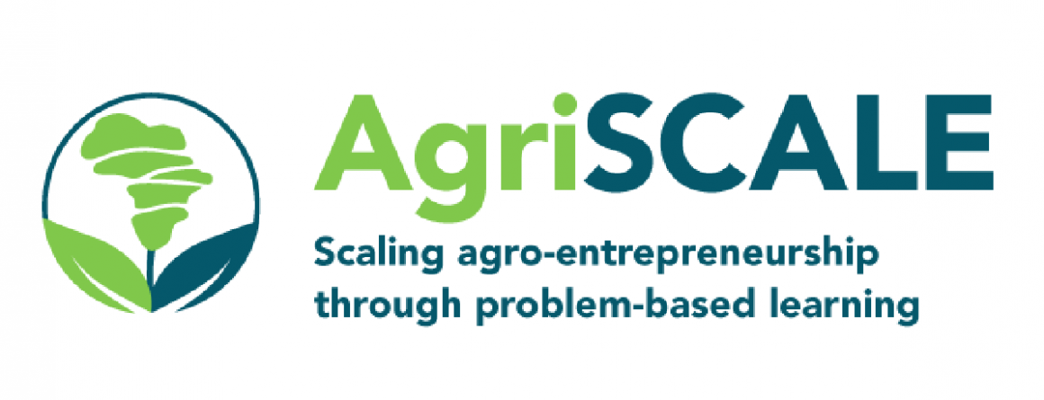 AgriSCALE Logo