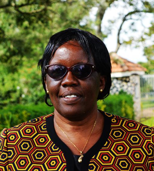Dr. Rebecca Mutebi Kalibwani