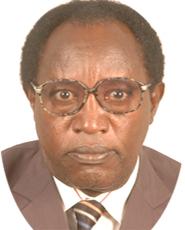 Prof. Jossy R. Bibangambah
