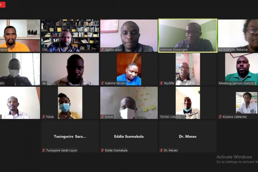 Virtual Business Coach Refresher Training ongoing
