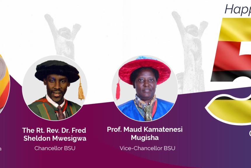 59 years of independence Uganda-BSU message