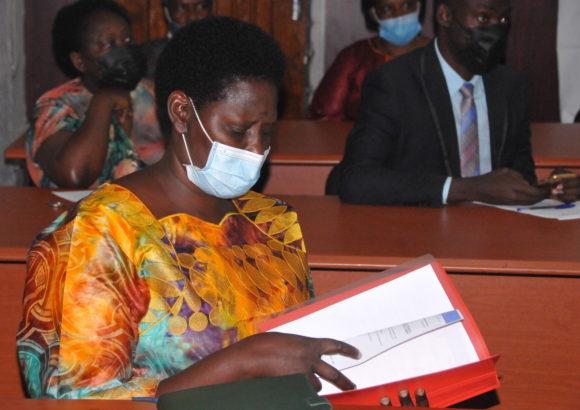 VC Prof. Maud Kamatenesi Mugisha at the FAR Center Launch - Speech